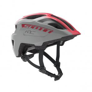 Scott textile Casque Junior Scott Spunto Junior RC Vogue Argent/Rose 2020