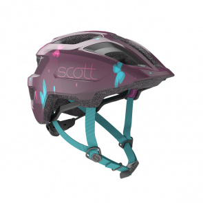 Scott textile Casque Junior Spunto Kid Deep Purple 2020