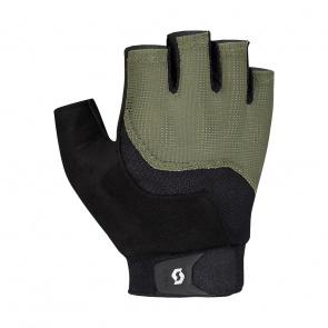 Scott textile Scott Essential Korte Handschoenen Zwart/Groen 2020
