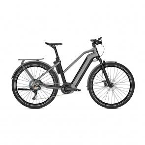 Kalkhoff 2021 Vélo Electrique Kalkhoff Endeavour 7.B Advance 625 Trapèze Noir/Gris 2021 (637529065-7) (637529067)