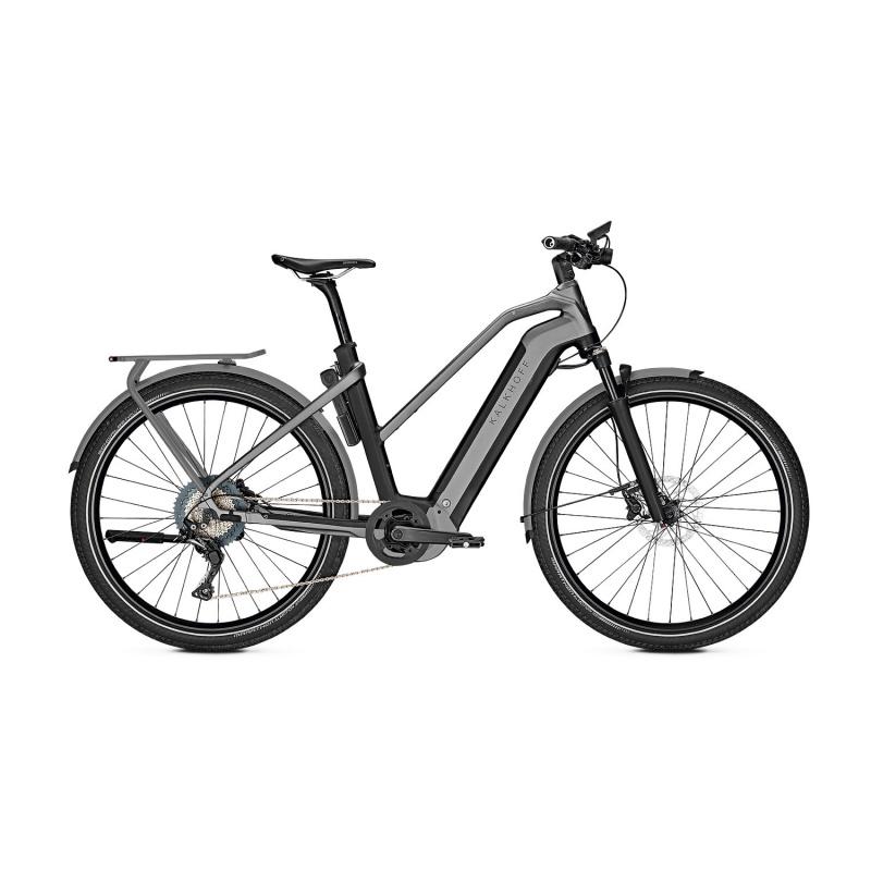Vélo Electrique Kalkhoff Endeavour 7.B Advance 625 Trapèze Noir/Gris 2021 (637529065-7) (637529067)