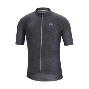 Gore Bike Wear Maillot Manches Courtes Gore Wear C3 Noir 2020