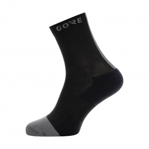 Gore Bike Wear Chaussettes Gore Wear Mid Noir/Graphite 2020