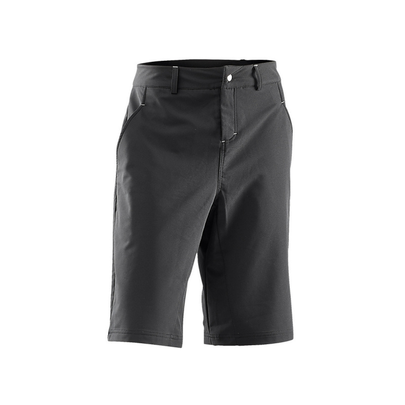Short Edge Baggy Black 2020
