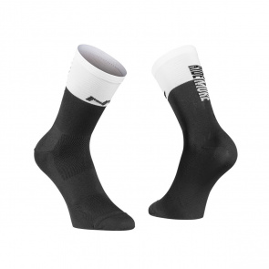 Northwave Chaussettes Work Less Ride Black/White 2020