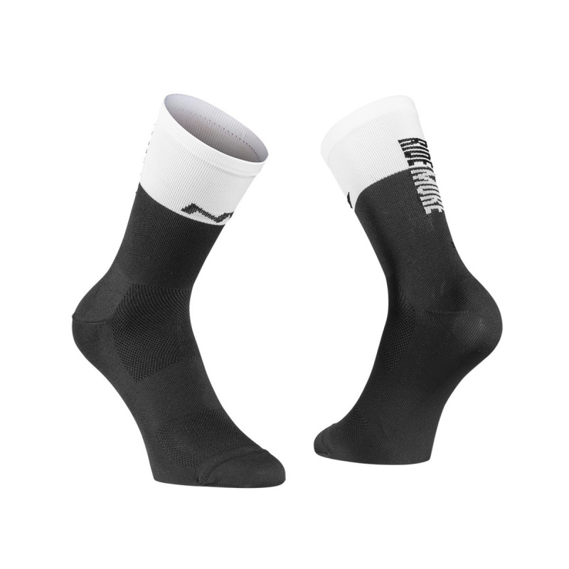 Chaussettes Work Less Ride Black/White 2020