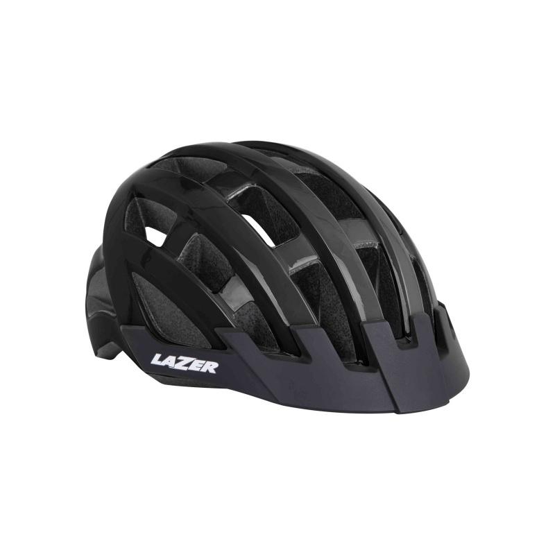 Lazer Compact Urban Helm Zwart 2020