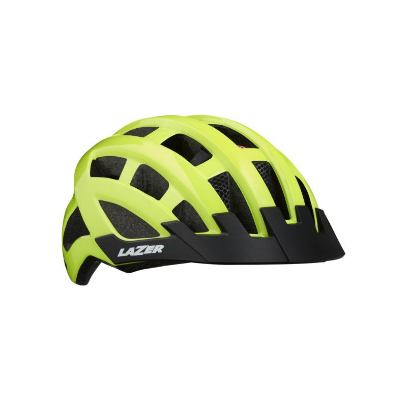Lazer Compact Urban Helm Geel 2021