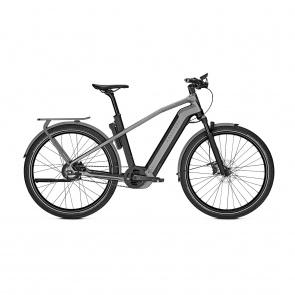Kalkhoff 2020 Vélo Electrique Kalkhoff Endeavour 7.B Belt 625 Noir/Gris 2020 (637529041-3) (637529043)