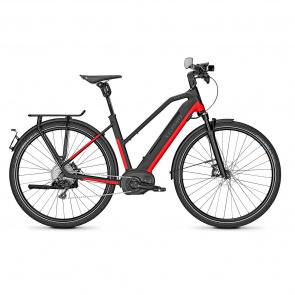Kalkhoff Promo Vélo Electrique 45 km/h Kalkhoff Endeavour 5 B45 Excite 500 Trapèze Rouge/Noir 2019 (633528964-6) (633528966)