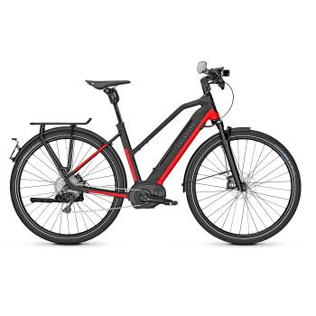 Vélo Electrique 45 km/h Kalkhoff Endeavour 5 B45 Excite 500 Trapèze Rouge/Noir 2019 (633528964-6) (633528966)