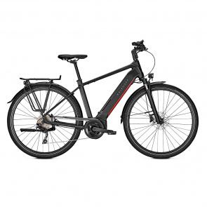 Kalkhoff 2020 Vélo Electrique Kalkhoff Endeavour 5.B Season 625 Noir Mat 2020 (641528120-2) (641528120)