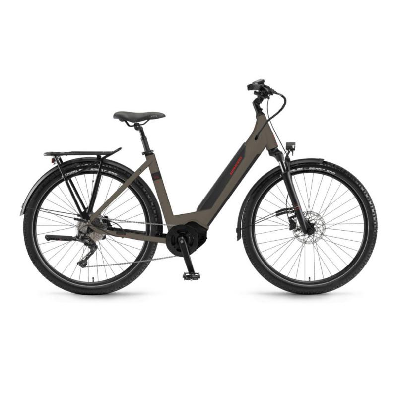 Vélo Electrique Winora Sinus iX12 500 Easy Entry 2020 (44420210)
