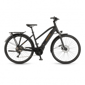 Winora 2020 Vélo Electrique Winora Sinus i10 500 Trapèze Noir Mat 2020 (44261100) (4426110044)