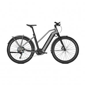 Kalkhoff 2021 Vélo Electrique Kalkhoff Endeavour 7.B Pure 625 Trapèze Noir/Gris 2021 (637529005-7) (637529007)