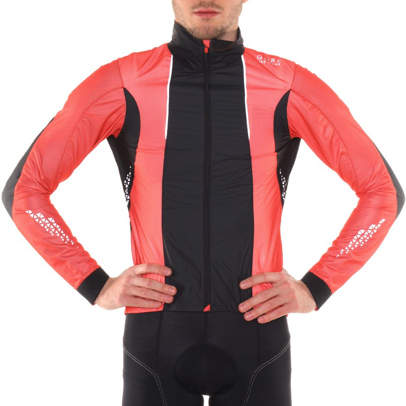 Veste Gore Bike Wear Xenon 2.0 AS Rouge/Noir