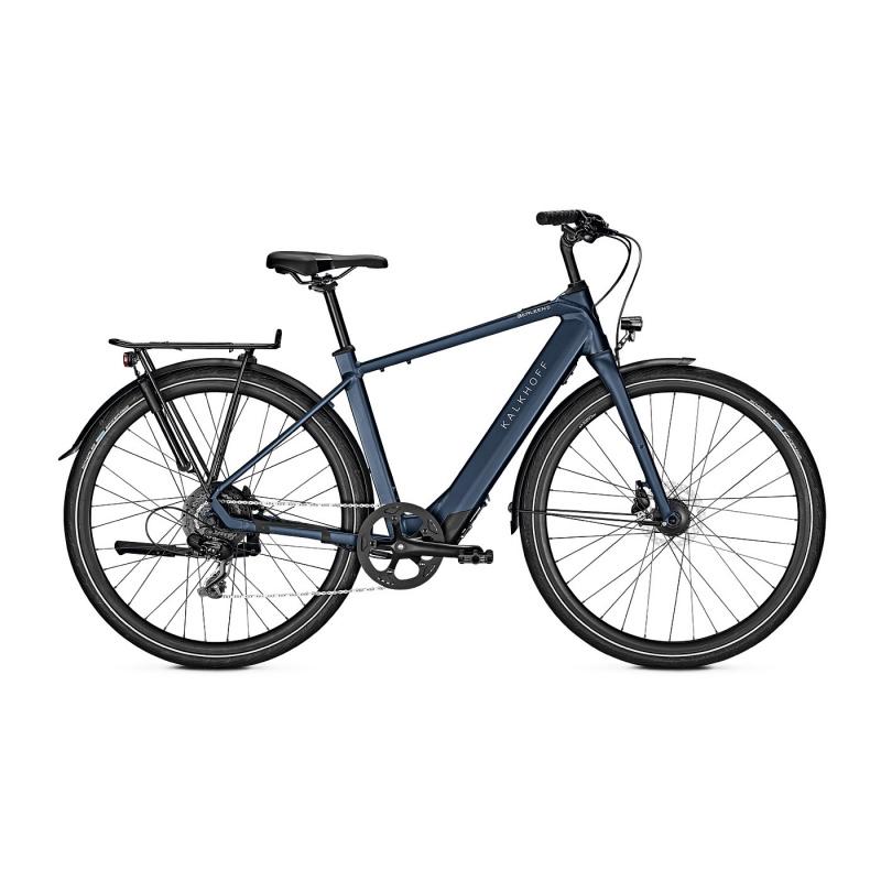 Vélo Electrique Kalkhoff Berleen 5.G Move 252 Bleu 2020 (637627051-4)  (637627051)