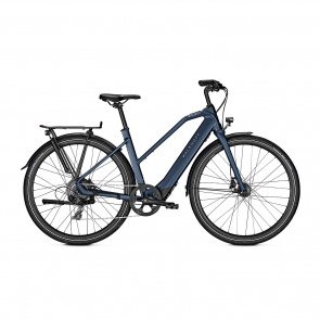 Kalkhoff Berleen 5.G Move 252 Electrische fiets Trapezium Blauw  2021 (637627055-7)
