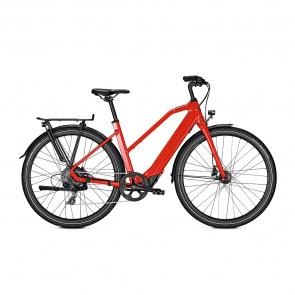 Kalkhoff Berleen 5.G Move 252 Electrische fiets Trapezium Rood 2021 (637627065-7)
