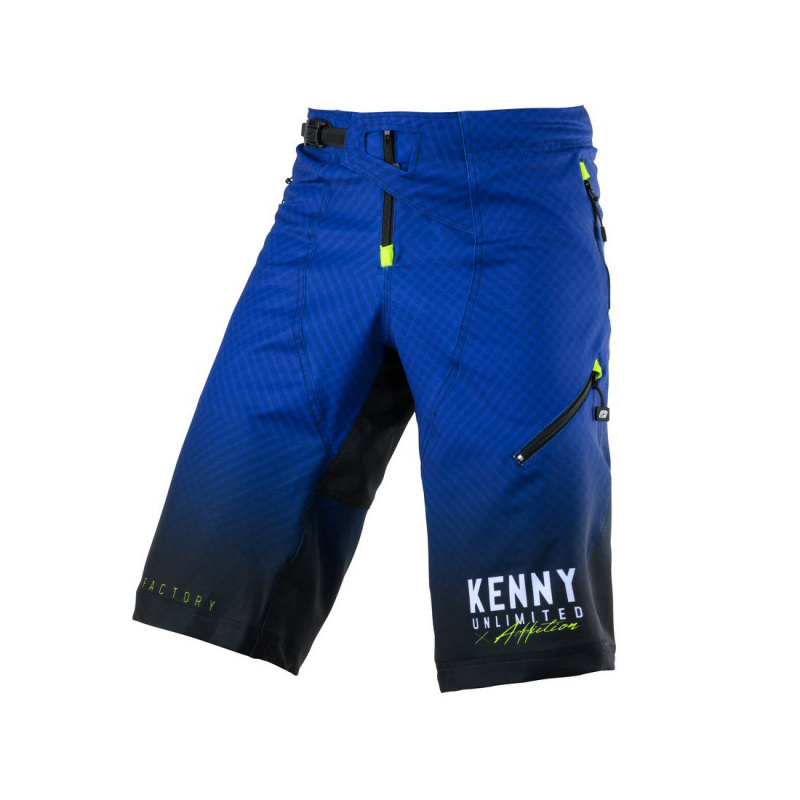 Short Kenny Factory Bleu 2020
