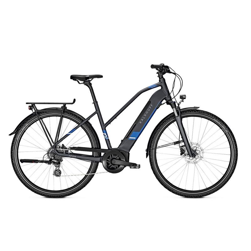 Vélo Electrique Kalkhoff Entice 3.B Move 500 Trapèze Gris 2020 (637527104-7) (637527105)