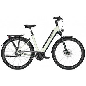 Kalkhoff 2021 Vélo Electrique Kalkhoff Image 5.B Move+ 625 Easy Entry Blanc/Vert 2021 (641528475-7) (641528475)