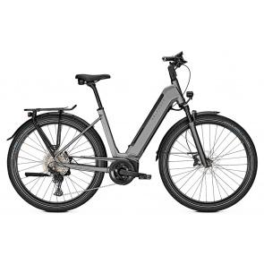 Kalkhoff 2021 Vélo Electrique Kalkhoff Endeavour 5.B Advance+ 625 Easy Entry Gris Mat 2021 (641528055-8) (641528055)