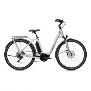 Cube 2021 Vélo Electrique Cube Town Sport Hybrid Pro 500 Easy Entry Gris/Gris 2021 (432401)
