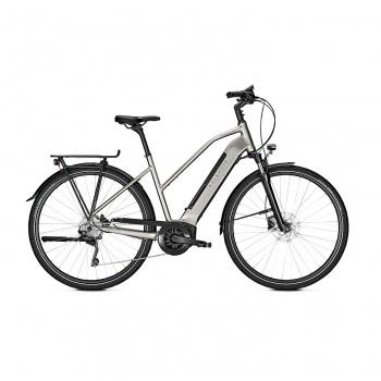Vélo Electrique Kalkhoff Endeavour 3.B Advance 500 Trapèze Argent 2020 (637527004-6) (637527005)