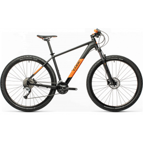 "Cube 2021 VTT 29"" Cube Aim SL Noir/Orange 2021 (401500)"