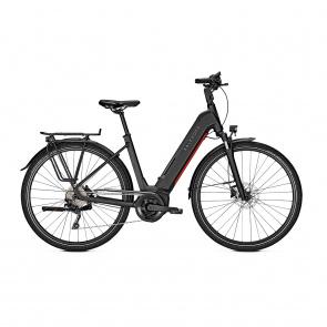 Kalkhoff 2021 Vélo Electrique Kalkhoff Endeavour 5.B Season+ 500 Easy Entry Noir Mat 2021 (641527105-7) (641527105)