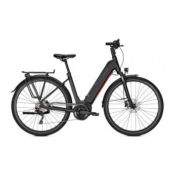 Vélo Electrique Kalkhoff Endeavour 5.B Season 500 Easy Entry Noir Mat 2021 (641527105-7) (641527105)