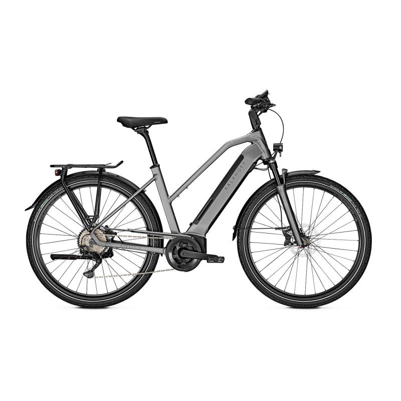 Vélo Electrique Kalkhoff Endeavour 5.B Move+ 625 Trapèze Gris 2021 (641528085-7) (641528085)