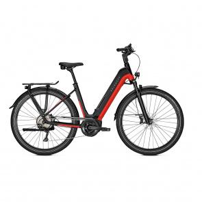 Kalkhoff 2021 Vélo Electrique Kalkhoff Endeavour 5.B Move+ 625 Easy Entry Rouge/Noir 2021 (641528115-7)  (641528115)