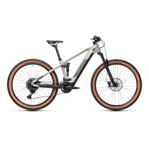 Cube Stereo Hybrid 120 Pro 625 Electrische 29'' MTB Grijs 2021
