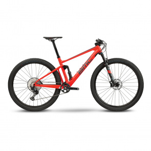 "BMC 2021 BMC Fourstroke 01 Three 29"" MTB Rood 2021 (30000414-7)"
