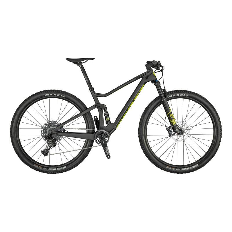 "VTT 29"" Scott Spark RC 900 Comp Dark Grey 2021 (280508)"