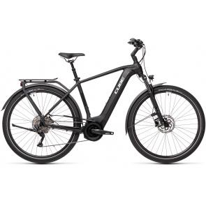 Cube 2021 Vélo Electrique Cube Touring Hybrid Pro 625 Noir/Blanc 2021 (431102)