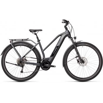 Vélo Electrique Cube Kathmandu Hybrid One 500 Trapèze Iridium/Noir 2021 (431171)