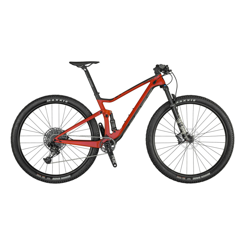 "VTT 29"" Scott Spark RC 900 Comp Red 2021 (280507)"