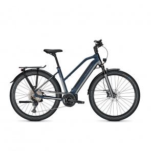 Kalkhoff 2021 Vélo Electrique Kalkhoff Endeavour 5.B Advance+ 625 Trapèze Gris/Bleu Mat 2021 (641528065-7) (641528065)