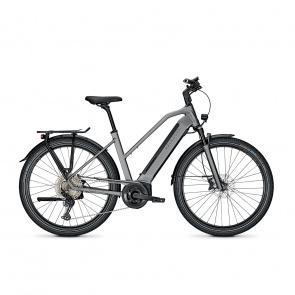 Kalkhoff 2021 Vélo Electrique Kalkhoff Endeavour 5.B Advance 625 Trapèze Gris Mat 2021 (641528045-7) (641528045)