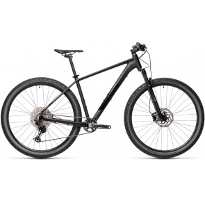 Cube 2021 Cube Attention SL 27.5 MTB Zwart/Grijs 2021