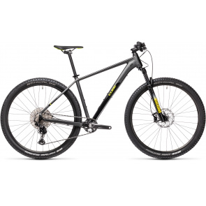 "Cube 2021 VTT 29"" Cube Reaction Pro Gris/Jaune 2021 (412100)"