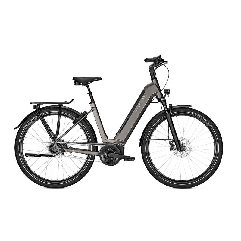 Vélo Electrique Kalkhoff Image 5.B Move+ 625 Easy Entry Gris 2021 (641528455-8) (641528455)