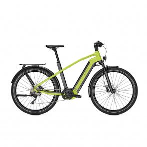 Vélo Electrique Kalkhoff Endeavour 7.B Move 625 Noir/Vert 2021 (637529091-3) (637529091)