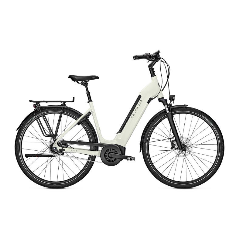 Vélo Electrique Kalkhoff Image 3.B Advance 500 Easy Entry Blanc 2021 (641527515-7) (641527515)