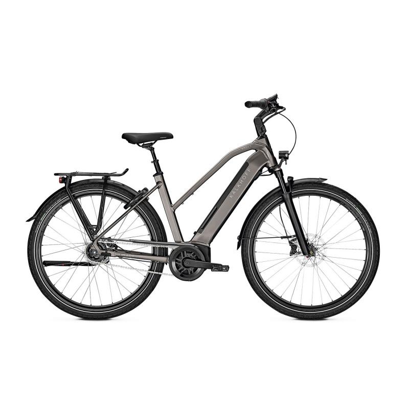 Vélo Electrique Kalkhoff Image 5.B Move+ 625 Trapèze Gris 2021 (641528445-7) (641528445)