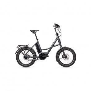 Cube Compact Hybrid 500 Elektrische fiets Iridium/Zwart 2021