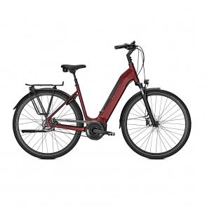 Kalkhoff 2021 Vélo Electrique Kalkhoff Image 3.B Excite (Belt) 500 Easy Entry Rouge Mat 2021 (641527435-7)  (641527435)
